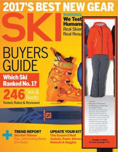 Ski--Bergans9.16